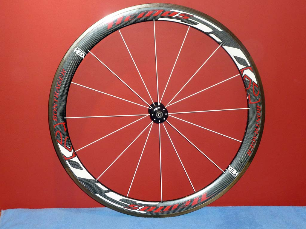 Bontrager Aeolus 5 0 Carbon Clincher Deep Section Wheelset